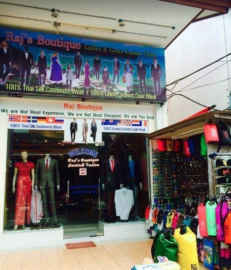 Raj Boutique Tailor