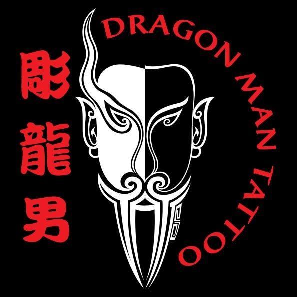 Dragon Man Tattoo