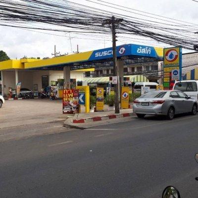 SUSCO Gas station