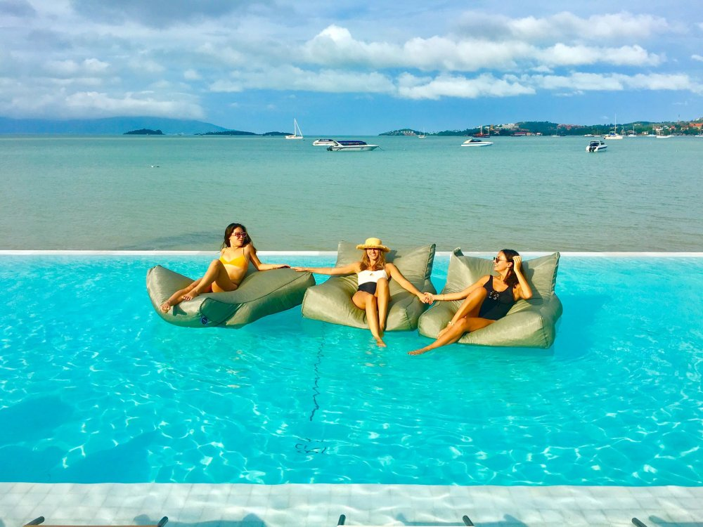 Chi Samui Beach Club