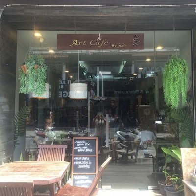 June's Art Cafe