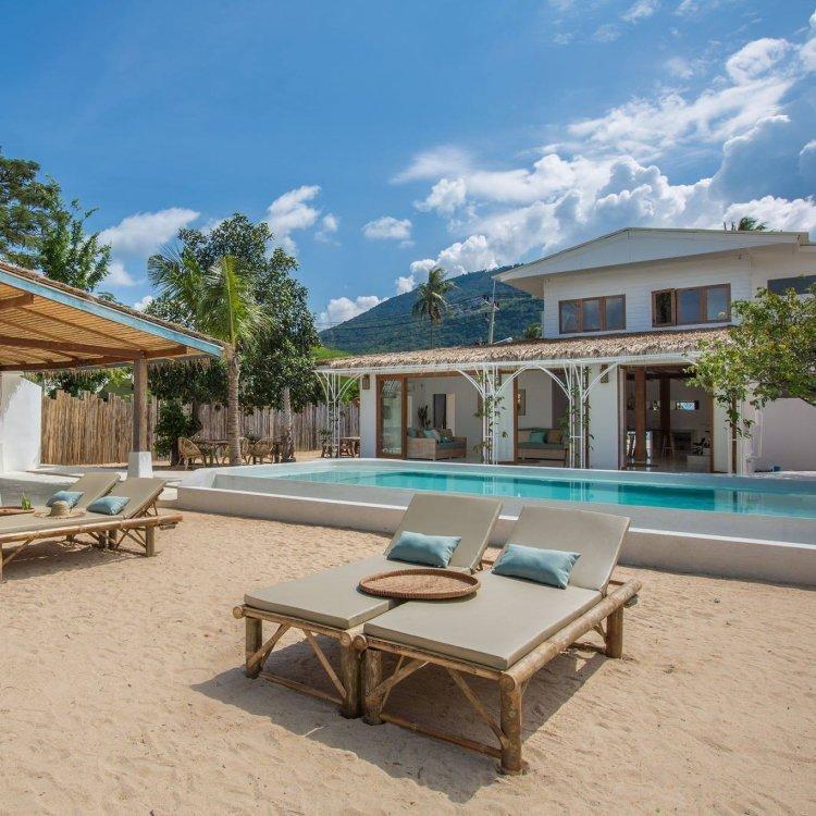Kya Beach House Koh Samui