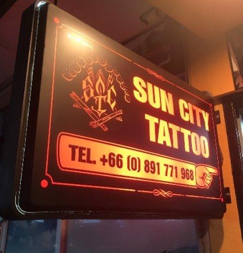 SunCity Tattoo