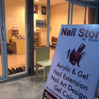 Nail Story By Warin