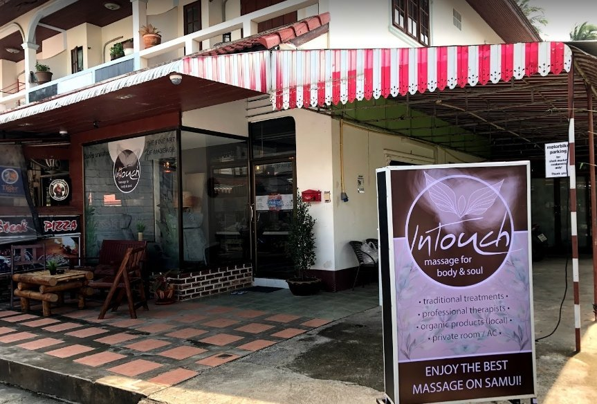 InTouch Samui Massage Therapy