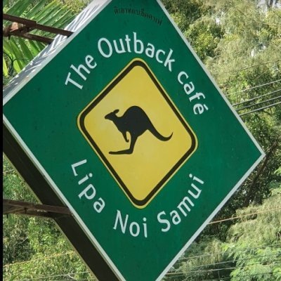The outback Cafe