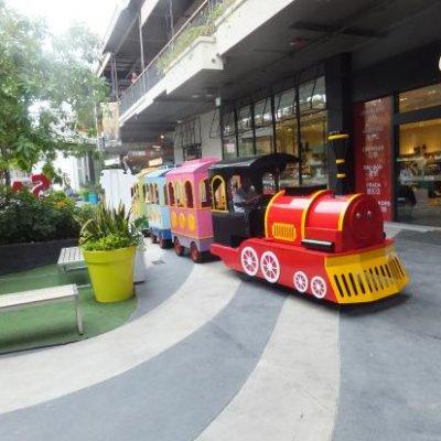 Children playground at Central Festival