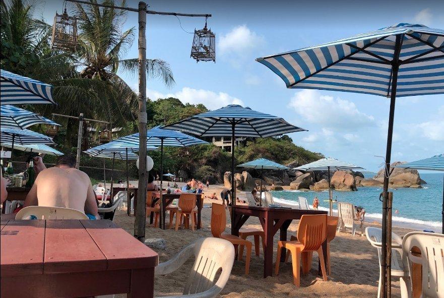Coral Cove Beach