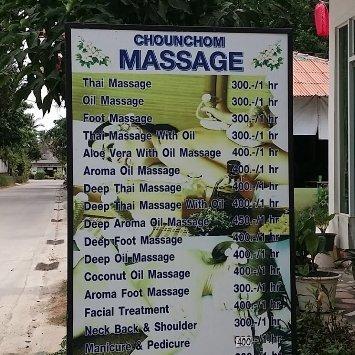 Chounchom Massage