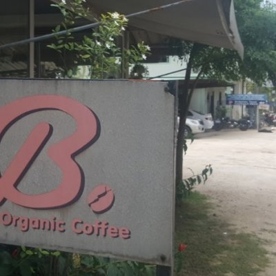 Boys Organic Coffee