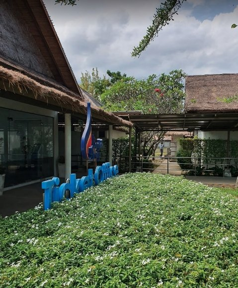 Blue Ribbon Lounge Samui Airport