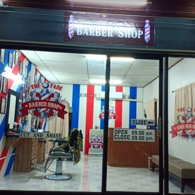 The Fade barber shop samui