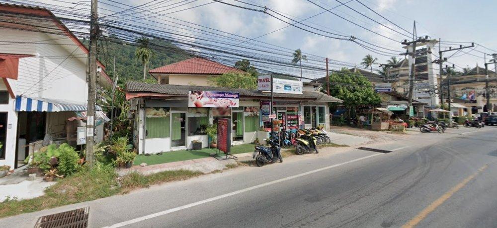 The Diva Nail Spa Lamai Beach Koh Samui