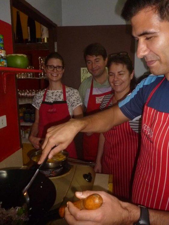 Sonja's Thai Cooking Class Samui