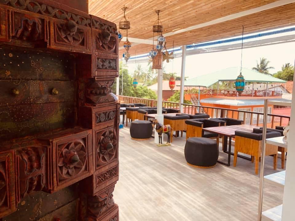 Nomad Rooftop Bar & Restaurant