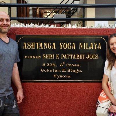Ashtanga yoga Koh Samui