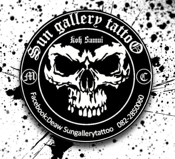 Deaw Sun Gallery Tattoo I-ll Koh Samui Thailand
