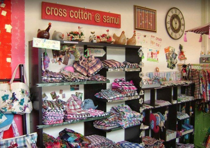 Cross Cotton Samui
