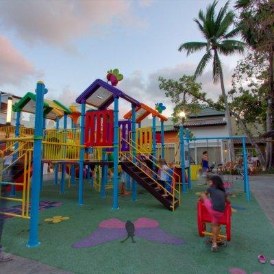 Kids Playground at The Wharf