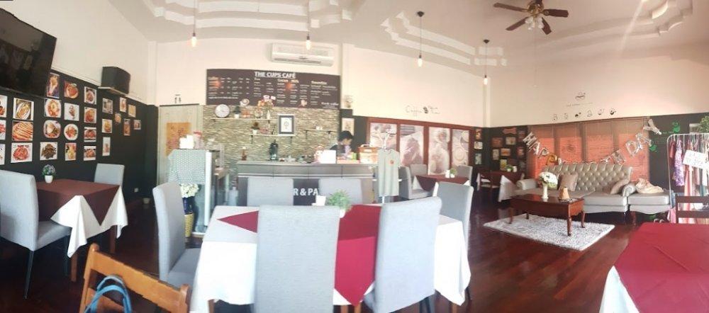 The Cups café