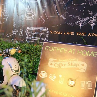 Coffee at Home & Bistro