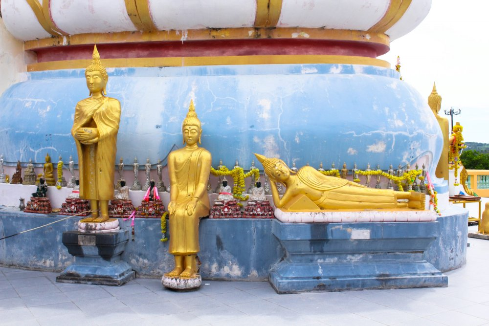 Wat Phra Yai (Big Buddha Temple)