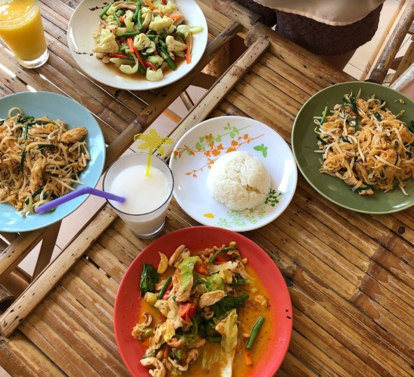 Imchai Thai Food