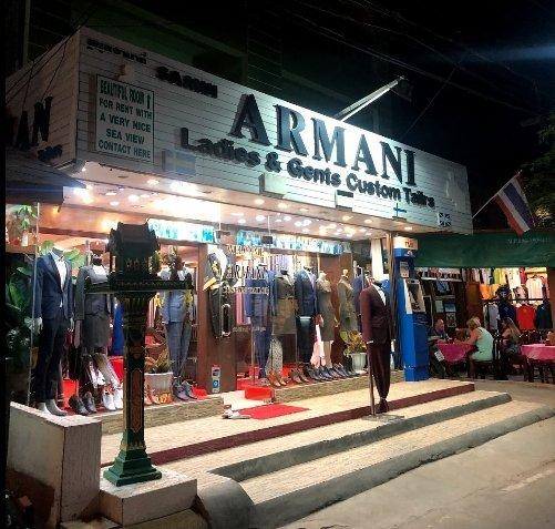 Samui Armani Suits (Branch Store)