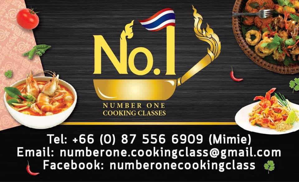 No.1 Cooking Class