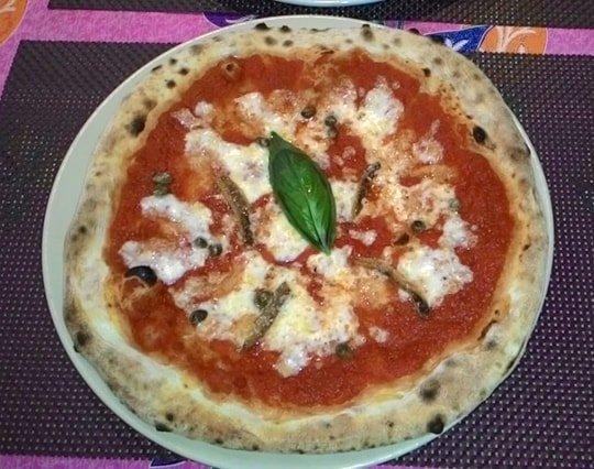 Aromi diversi Italian Restaurant Pizzeria Beach Bar