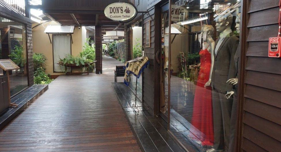 Don's Custom Tailor Shop