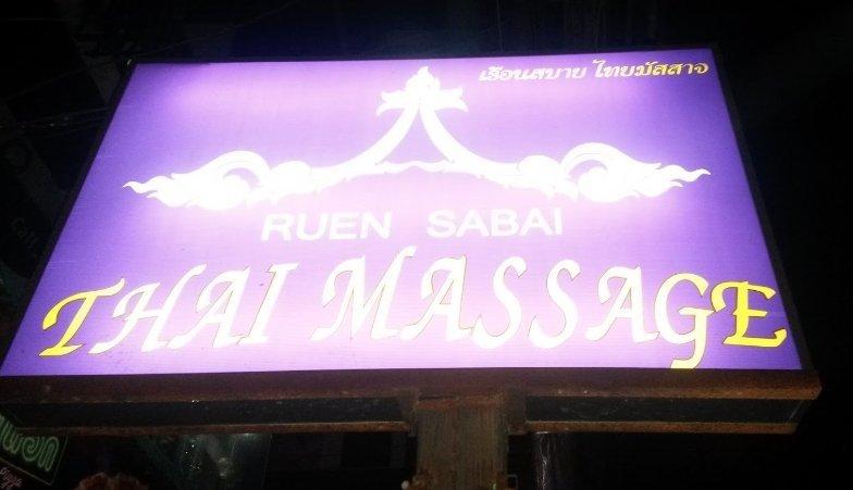 Ruen Sabai Thai Massage