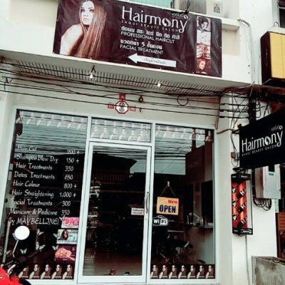 Hairmony Salon- Hairstyle by Nancy