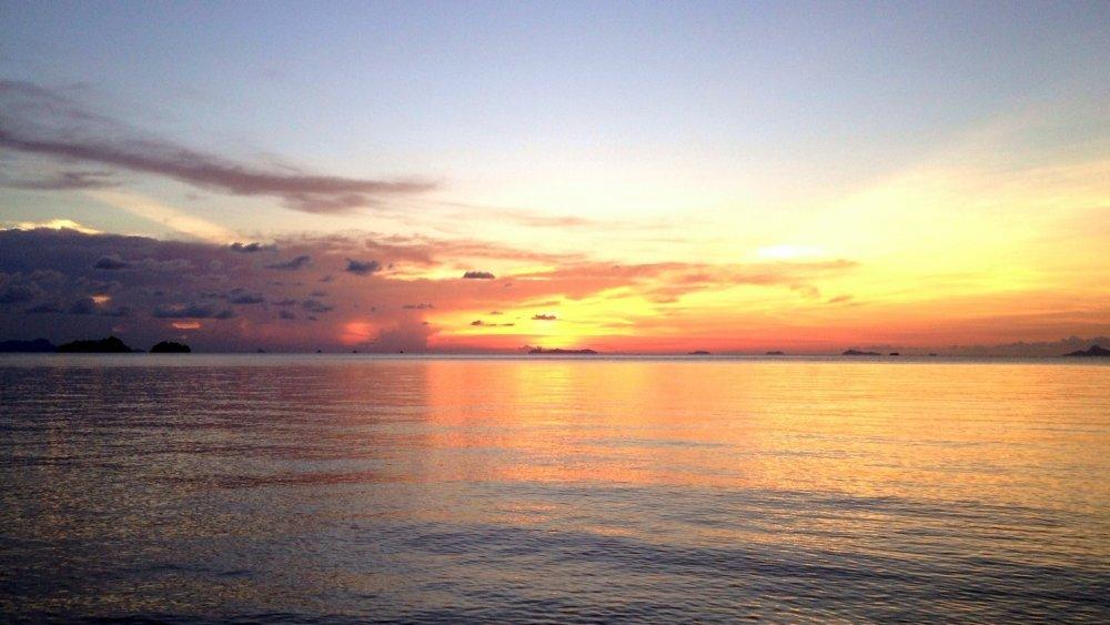 Nathon Sunset Viewpoint