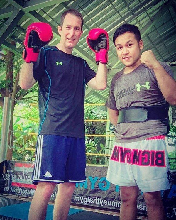 Maenam Muaythai Gym