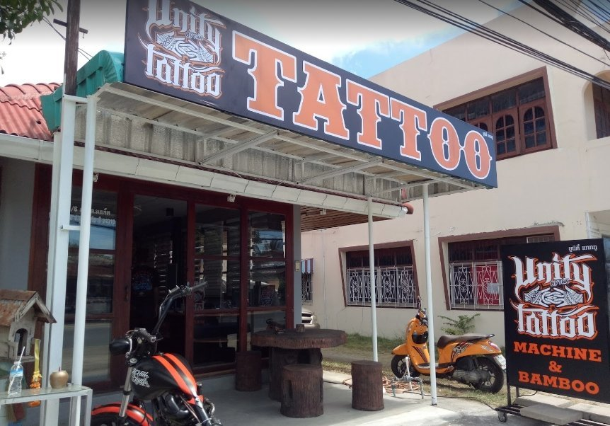 Unity Tattoo Samui