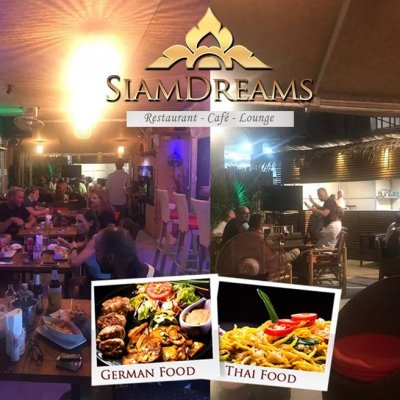 Siam Dreams Restaurant and Lounge