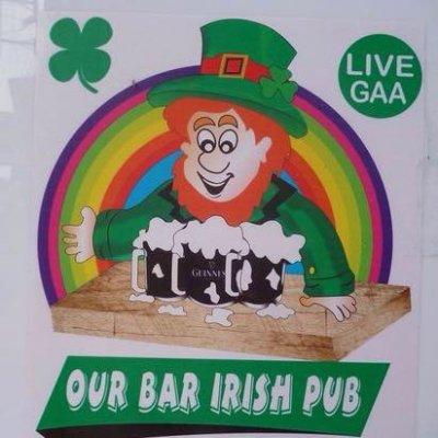 OUR BAR IRISH PUB