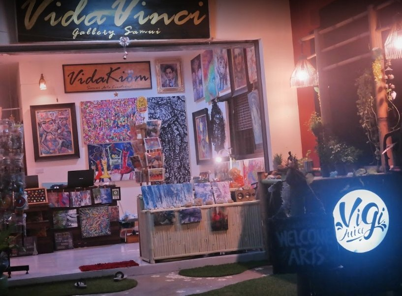 VIDA VINCI - Art Gallery & Souvenirs