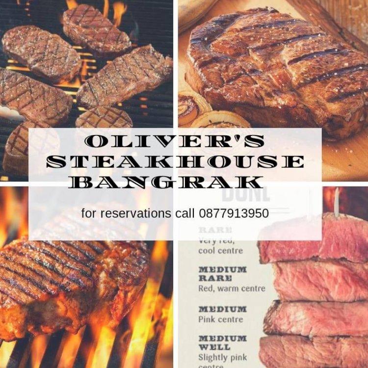 Olivers Steak House Samui