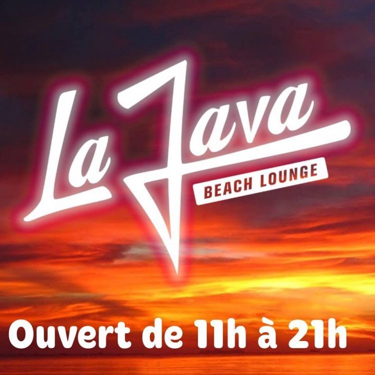 Lajava Beach Lounge