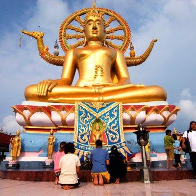 Wat Phra Yai (Big Buddha Temple)