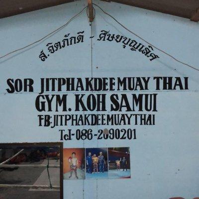 Sor Jitphakdee Muay Thai Gym