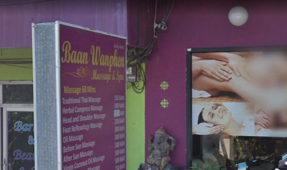 Wanphen Thai Massage Lamai Beach