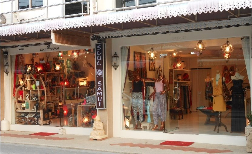 Soul Samui Shop
