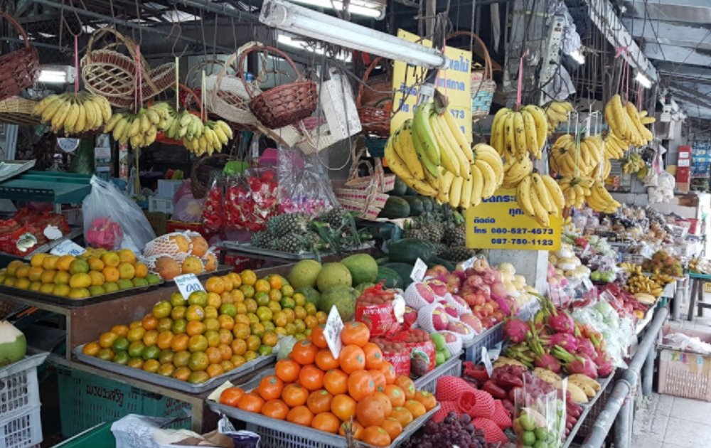 Charoen Lap Market