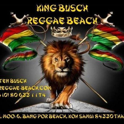 King Busch Reggae Beach