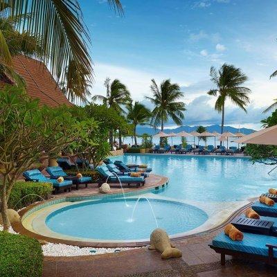 Bo Phut Resort & Spa, Koh Samui