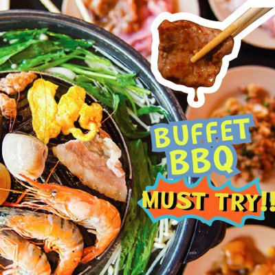 Samui BBQ Buffet