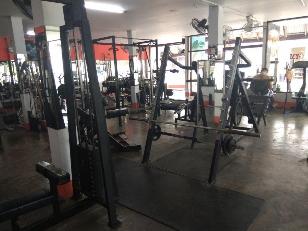 Worlds Gym